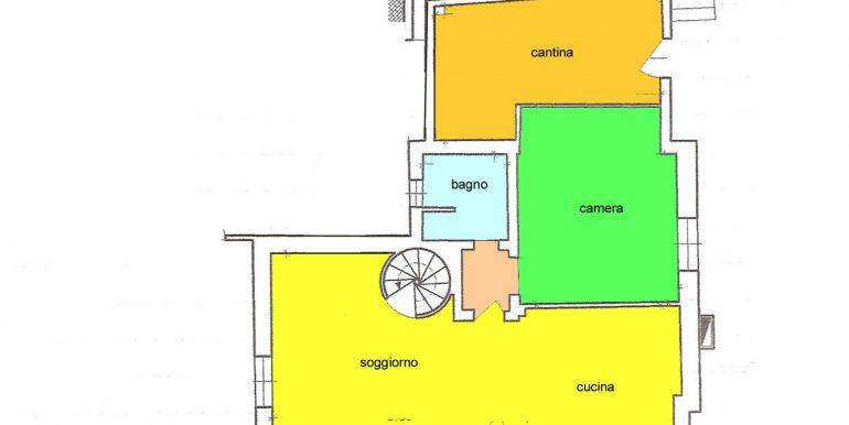 021 Mappa Catastale P.T. Albissola M.
