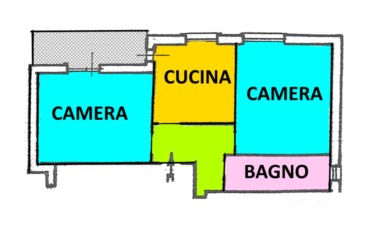 Savona Villapiana Via Mignone rif. 48